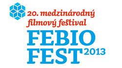 20. MFF FEBIOFEST 2013 / 15. marec. – 14. apríl / www. febiofest.sk